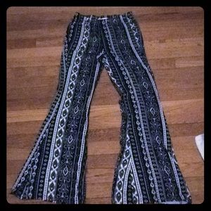 fit and flare comfy pants
